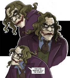 The Joker -medley- by kyla79