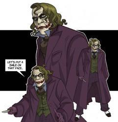 The Joker -Medley2- by kyla79