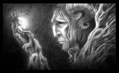 Sleeping Beauty and the Beast by kyla79