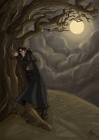 Heathcliff -Wuthering Heights- by kyla79
