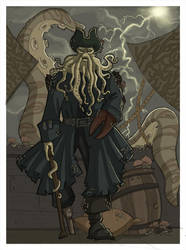 Davy Jones -PotC- by kyla79