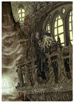 Melancholy -Davy Jones- by kyla79