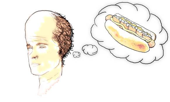 Hot Dog Jimmy by Billtron209