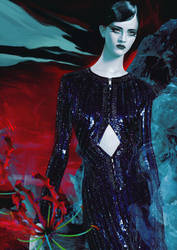 Givenchy Spring 2016 Couture by mahyar-kalantari