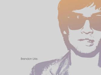 Brendon Urie Wallpaper by Sofieketje