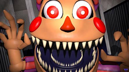 Nightmare BB by MaximumPlayer