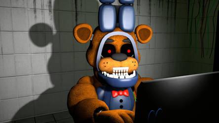 Freddy X Bonnie by MaximumPlayer