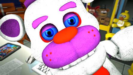 Clown Freddy by MaximumPlayer