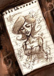 Dr. Girlfriend Note by TheMightyMonarch