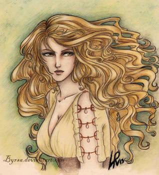 Golden Breeze by Byrsa