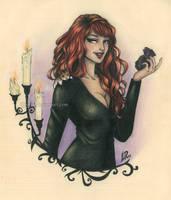 ~Supernatural~ Rowena by Byrsa