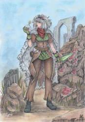 Commission: Mery by Byrsa