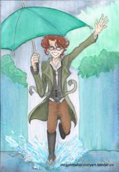 Rainy Day Sorano by ChibiSunnie