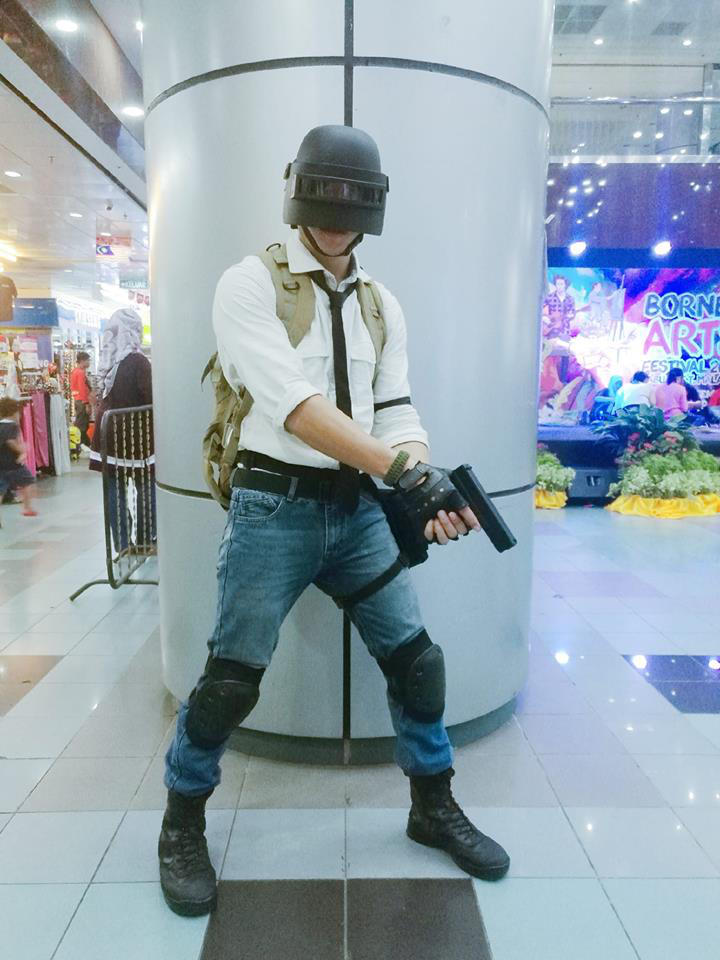 PUBG COSPLAY By LeonCarbine ...