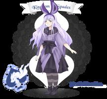 PK || Noelle App by SaltyChichi