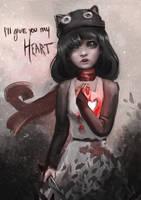 Happy valentines day!!! :3 by thirteenthangel
