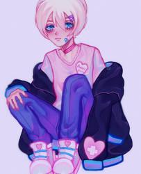 Angel Boy by mikarinuu