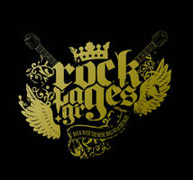 Rock pages.gr T-Shirt by artisan3