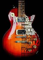 My guitar... by artisan3