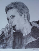 MCA Adam Yauch of the Beastie Boys by OMKDrawings