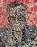 Stan The Man Lee by OMKDrawings