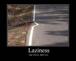 Laziness by Sn1p3rz