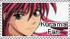 Kurama Stamp by dementedmonkey