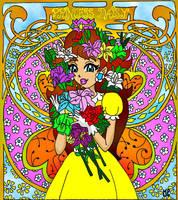 Princess Daisy N64 version by Princesa-Daisy