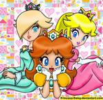 Royal Gals by Princesa-Daisy