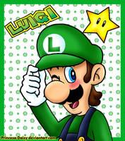 Luigi time ! by Princesa-Daisy