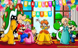 Super Smash Bros Ultimate - Daisy, You've Got Mail by Princesa-Daisy