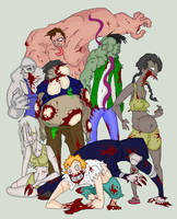 Left4Dead Infected by Hman-FarCry