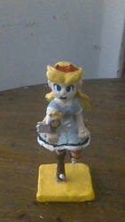 Star Butterfly Sculpture by therick96