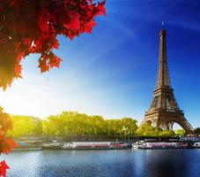 Tour Eiffel by mohammadshadeed