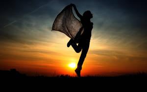 CHEERFUL SUNSET by mohammadshadeed