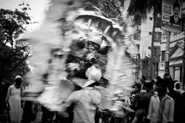 .: Being revolved :. by Nafiz118