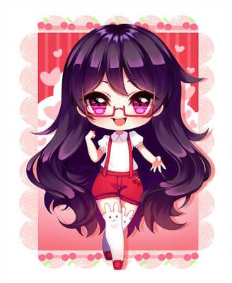 Commission Cherry by lKuroneko