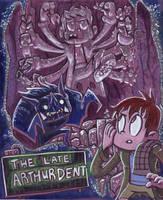 The Late Arthur Dent by rayne-gallows