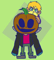 A Little More Punkin by rayne-gallows