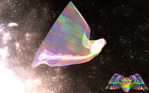 Rainbow Nebula by graphrainbow