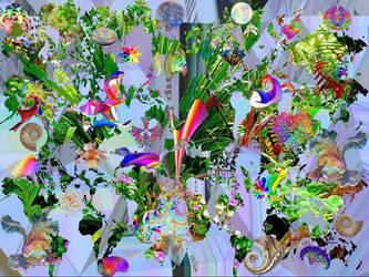 Art World by graphrainbow
