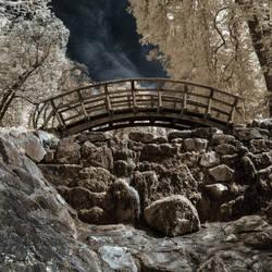 Wooden Bridge II by vw1956