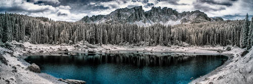 Lago di Carezza by vw1956