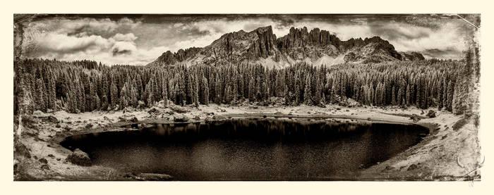 Lago di Carezza III by vw1956