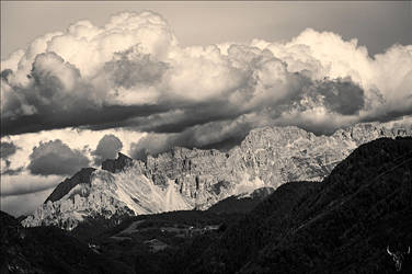 Dolomites by vw1956
