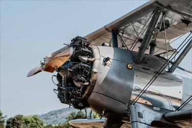 Boeing Stearman '42 by vw1956