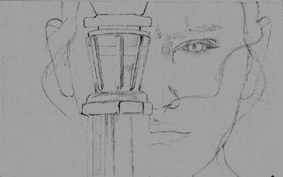 Rey - WIP 1 by evogal
