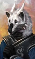 Oriental lord by Wolnir