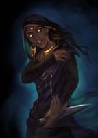 Priestess by Wolnir