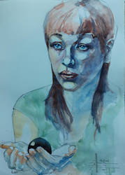 Miranda - Playing Alice - #5 by aureolin-swatch